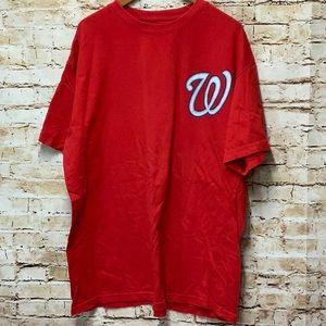 Set of 2 Mens Washington Nationals Shirts